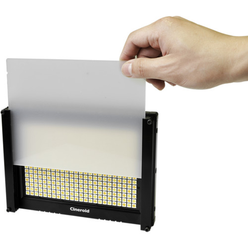 Cineroid Diffuser Panel and Rails for LM400 LED Light