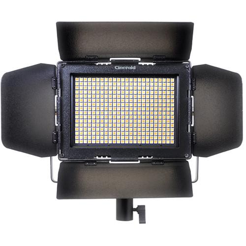 Cineroid LM400-VCeS Professional Bi-Color LED Light Kit