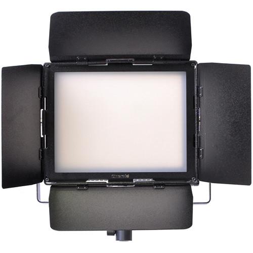 Cineroid LM800-VCD Bi-Color LED Location Light with V-Mount Battery Plate