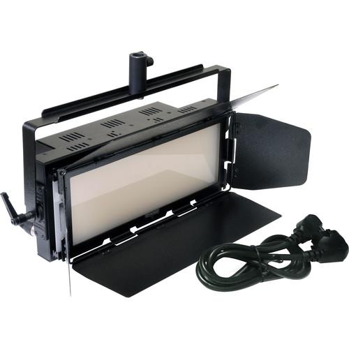 Cineroid LS800 Professional LED Light (Full Set with Barn Doors, Yoke, Diffuser, Power Supply)