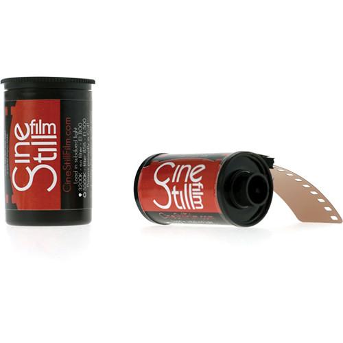 Cinestill 800Tungsten Xpro C-41 Color Negative Film (35mm Roll Film, 36 Exposures)