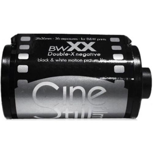 Cinestill BwXX Double-X Black and White Negative Film (35mm Roll Film, 36 Exposures)
