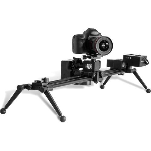 Cinetics Two Axis360 Pro Motorized Slider, Track, Pan, Tilt