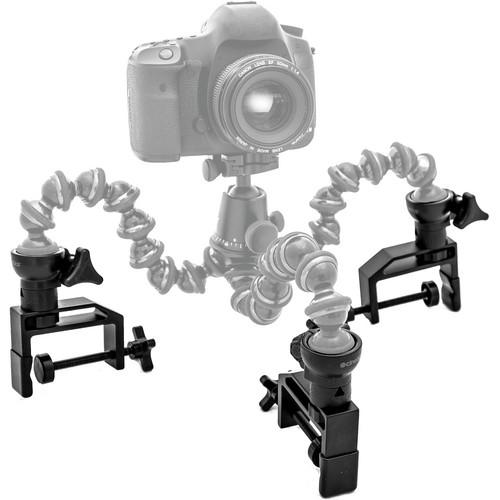 Cinetics Cinevise Clamp Mount for GorillaPod Focus Tripod