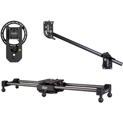 "Cinevate Inc Duzi Slider v3, Modo Motion Time Lapse & Grip Reacher Kit (32"")"