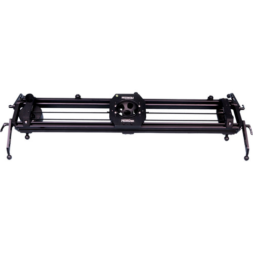 """Cinevate Inc Horizen Camera Slider with All-Terrain Legs and 100mm Bowl (48"""")"""
