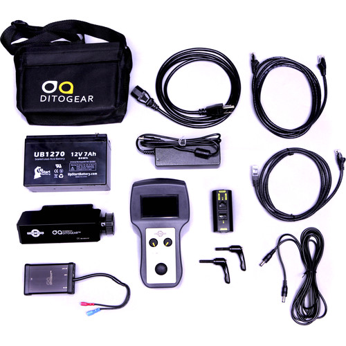 Cinevate Inc Horizen Moco Motion Control Add-On Kit with Omni Controller