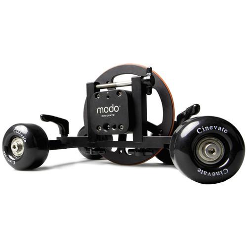 Cinevate Inc Modo-Rover with Universal Accessory Mount, GoPro/iPhone Mount & Motor