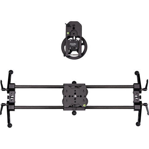 "Cinevate Inc Duzi Slider Bundle with Modo Timelapse Drive & All Terrain Legs (24"")"