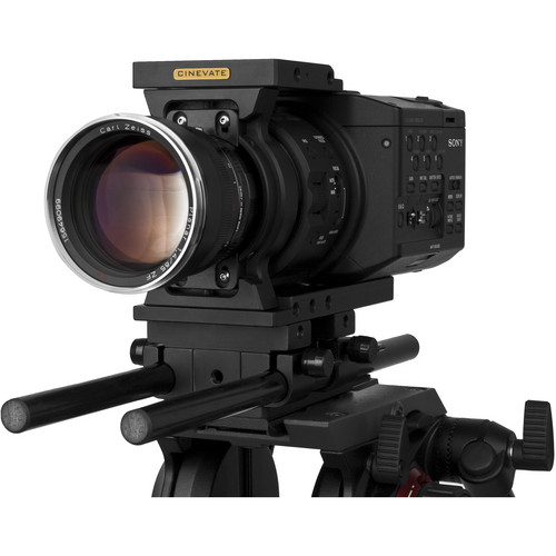 Cinevate Inc Sony FS100 Lens Adapter Kit with Rods