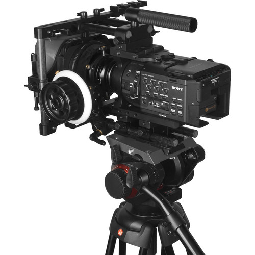 Cinevate Inc CINFS102 Sony FS100 Lens Adapter Rig
