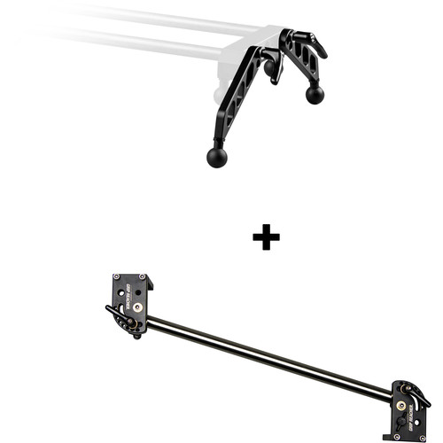 Cinevate Inc Grip Reacher V2 & All-Terrain Legs Bundle