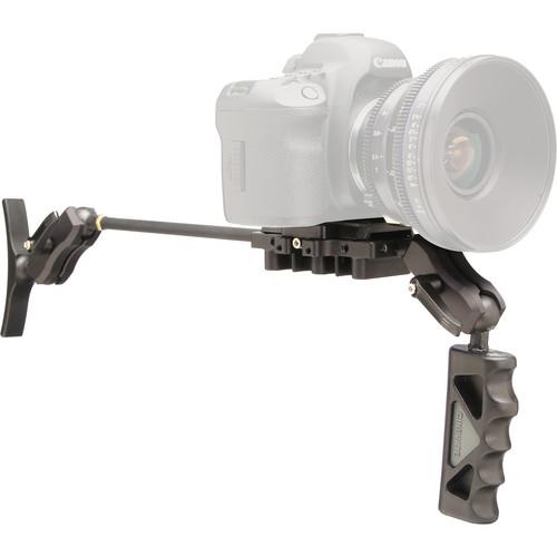 Cinevate Inc Simplis Solo DSLR Support Rig & Messenger Bag Kit