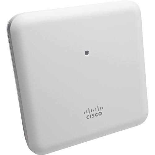Cisco Aironet 1852i Dual-Band 802.11ac Wave 2 Indoor Access Point with Cisco Mobility Express Software (Internal Antennas)