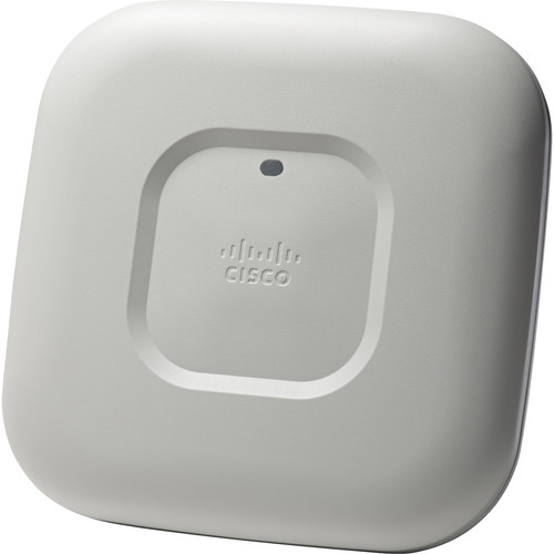 Cisco Aironet 1700 Series Dual Band Controller-Based 802.11a/g/n/ac Indoor Access Point with Internal Antennas