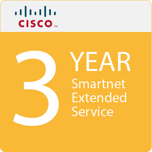 Cisco Smartnet 3-Year Extended Service for Cisco ASA5506-SEC-BUN-K9