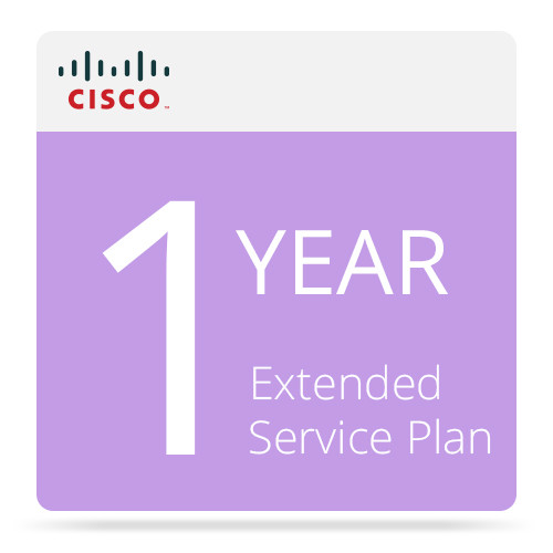 Cisco 1-Year Essential Extended Service Agreement for TelePresence