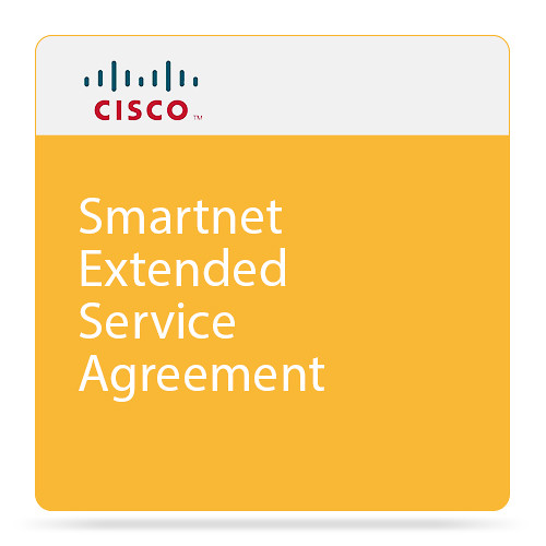 Cisco CON-SNT-AS5SBK8 Extended Service Agreement for Cisco ASA 5505 Security Appliance