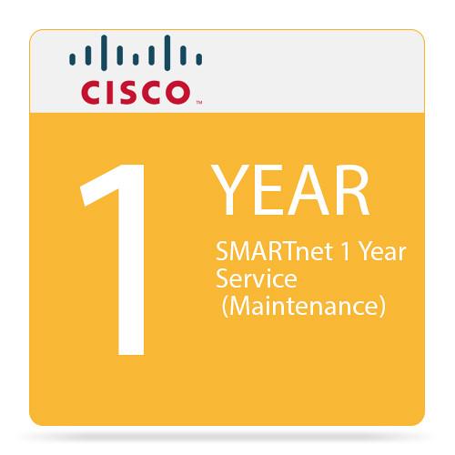 Cisco SMARTnet 1 Year Service (Maintenance)