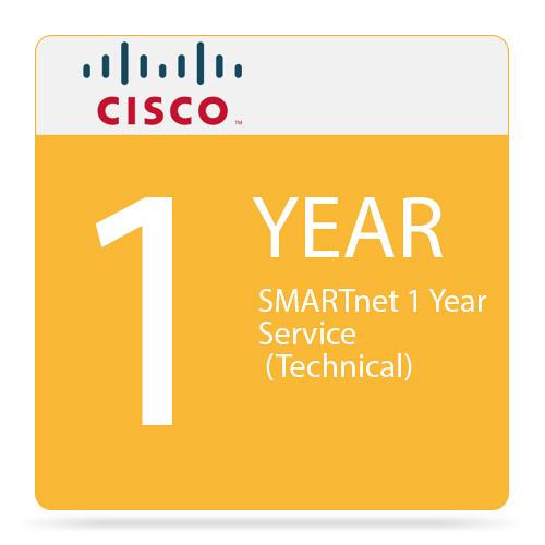 Cisco SMARTnet 1 Year Service (Technical)