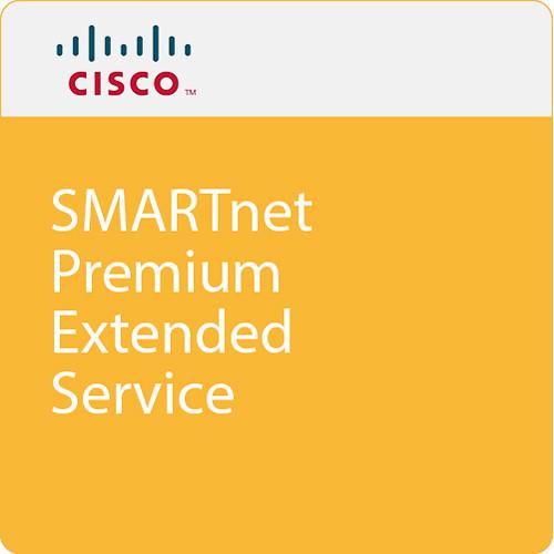 Cisco SMARTnet Premium Extended Service (1-Year)