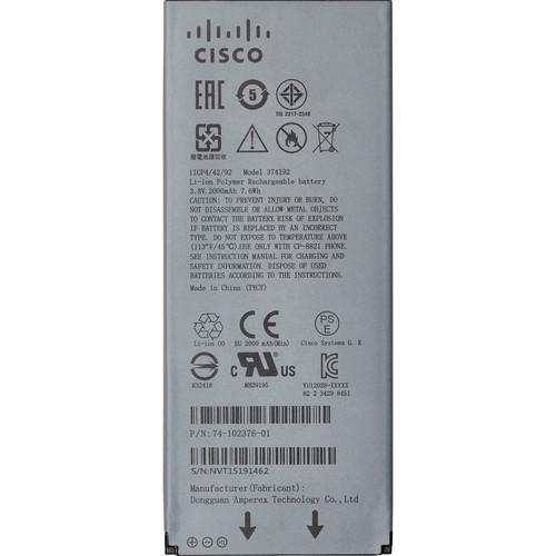 Cisco 8821 Batt Extended for Wireless IP Phone