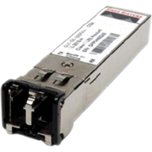 Cisco 100BASE-LX10 Rugged SFP Transceiver