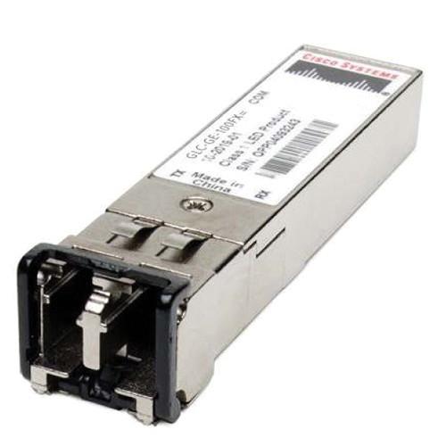 Cisco GLC-GE-100FX 100BASE-X Small Form-Factor Pluggable Module