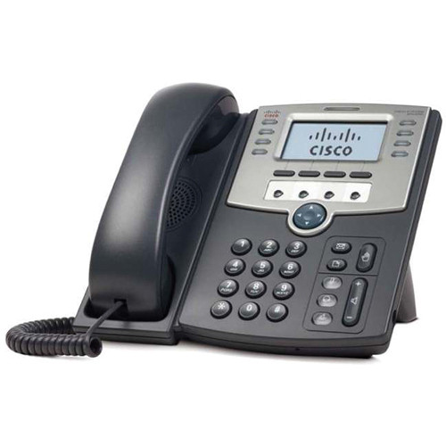 Cisco SPA509G 12-Line IP Phone with Display, PoE, and PC Port