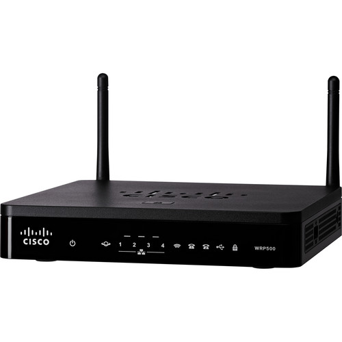 Cisco WRP500-A-K9 Wireless-AC Broadband Router