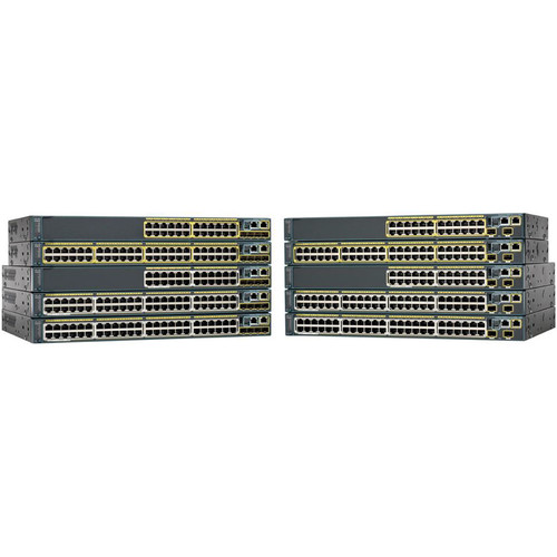 Cisco 2960S-24PS-L 24-Port Catalyst 2960-S Series Switch