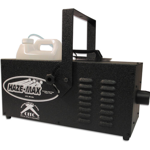 CITC 100020 Haze-Max with DMX