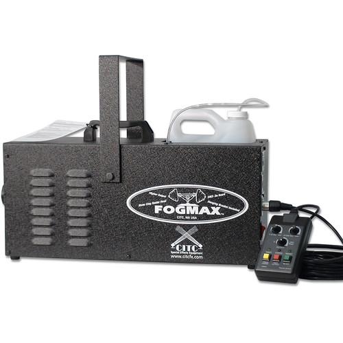 CITC FogMax Professional Fog Machine (230 VAC)
