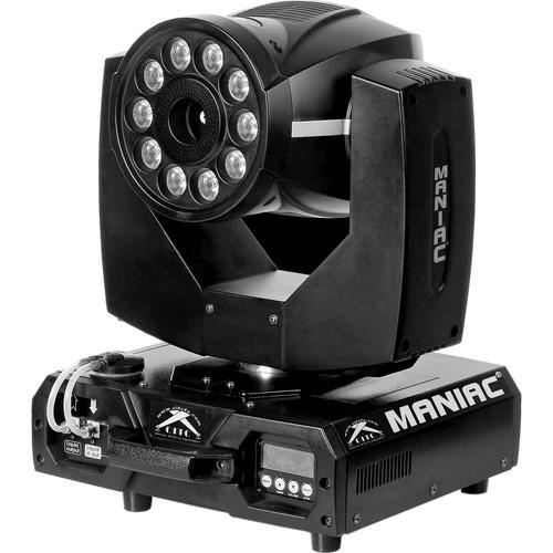 CITC Maniac LED Moving Head Fog Machine (120 VAC)