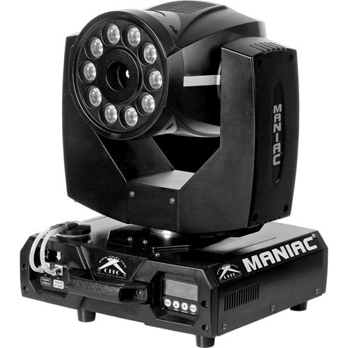 CITC Maniac LED Moving Head Fog Machine (230 VAC)