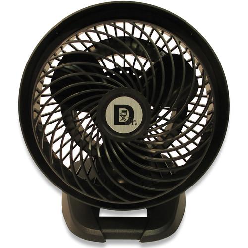 CITC Director Junior Fan (120 VAC, Black)