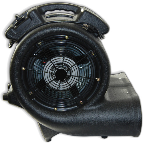 CITC Hurricane Fan II without Stand or Mount (Black)