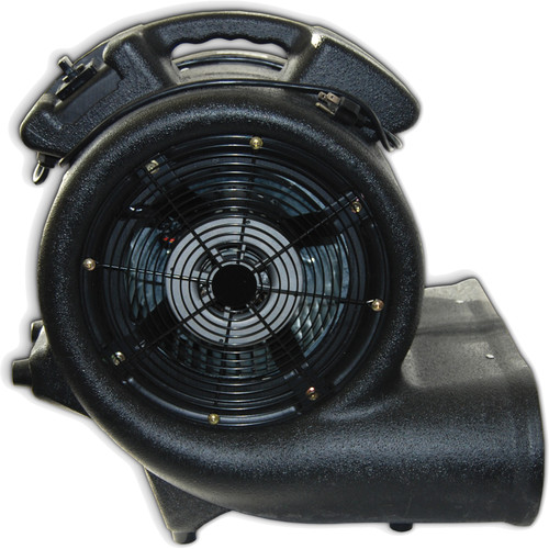 CITC Hurricane II Wind Effect Generator with 3-Speed DMX (Floor Model, 120 VAC)