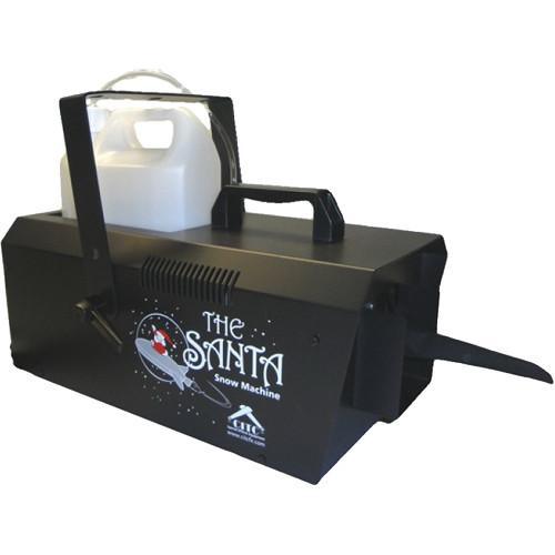 CITC Santa Snow Machine