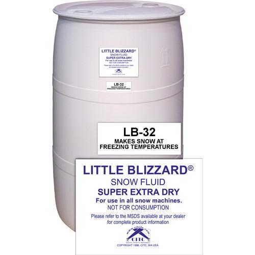 CITC Little Blizzard Snow Fluid LB-32° (55.0 Gallons)