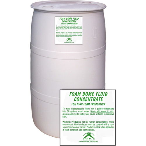 CITC Foam Dome Fluid Concentrate (55 Gallon)