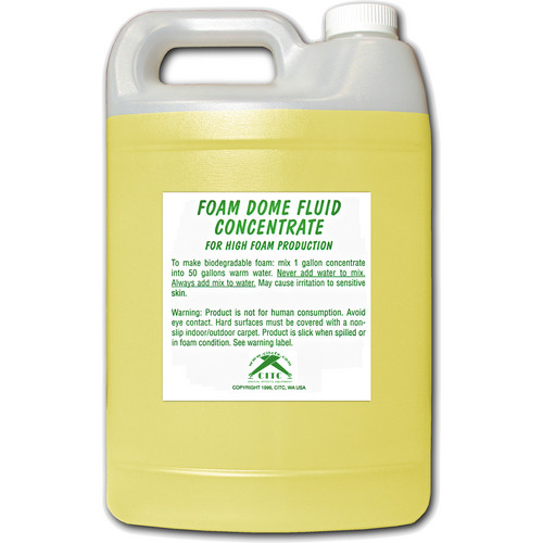 CITC Foam Dome Fluid Concentrate (1 Gallon)