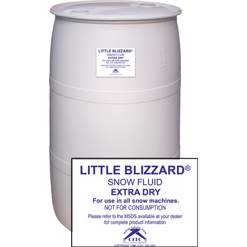 CITC Little Blizzard Extra Dry Snow Fluid (55 Gallons)