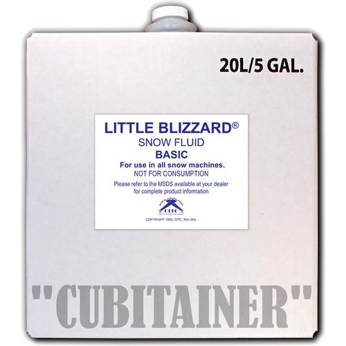 CITC Little Blizzard Snow Fluid Basic (5 Gallons)