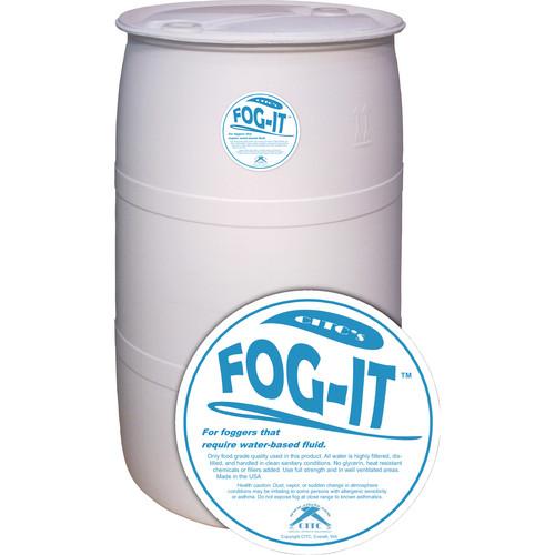 CITC SmartFog 15-Minute Fog Fluid (55 Gallons)