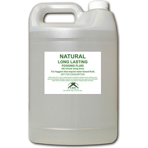 CITC Long Lasting Natural Fogging Fluid (1 Gallon, Bottle)