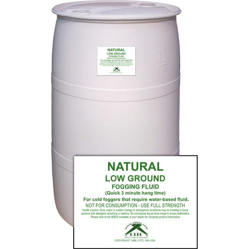 CITC SmartFog 3-Minute Fog Fluid (55 Gallon, Drum)