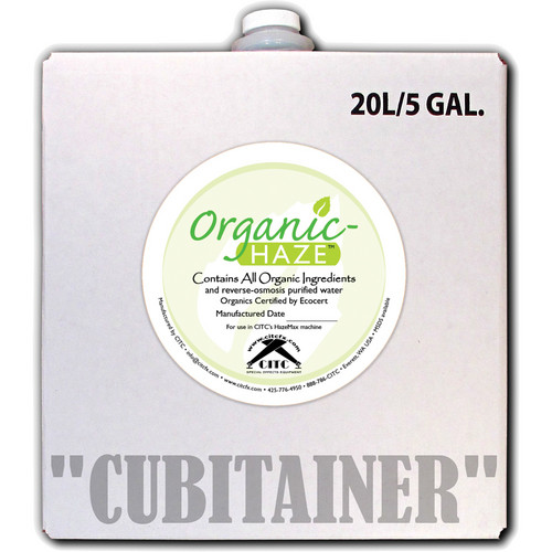 CITC Organic Haze for Aqua Max Machine (5 Gallons)