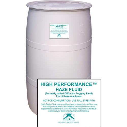 CITC Oil-Based Haze Machine Fluid (55 Gallons)