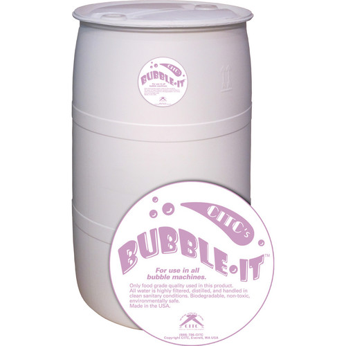 CITC Bubble-It Fluid (55 Gallon, Drum)